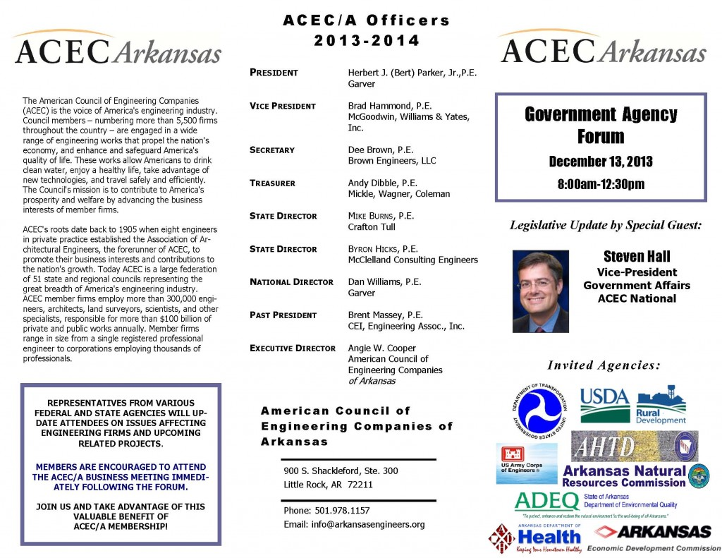 2013 State Agency Forum Brochure_Page_1