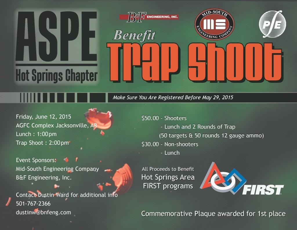Trap Shoot Flyer