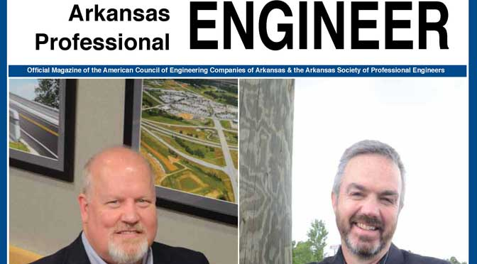 June 2017 Arkansas Professional Engineer Magazine