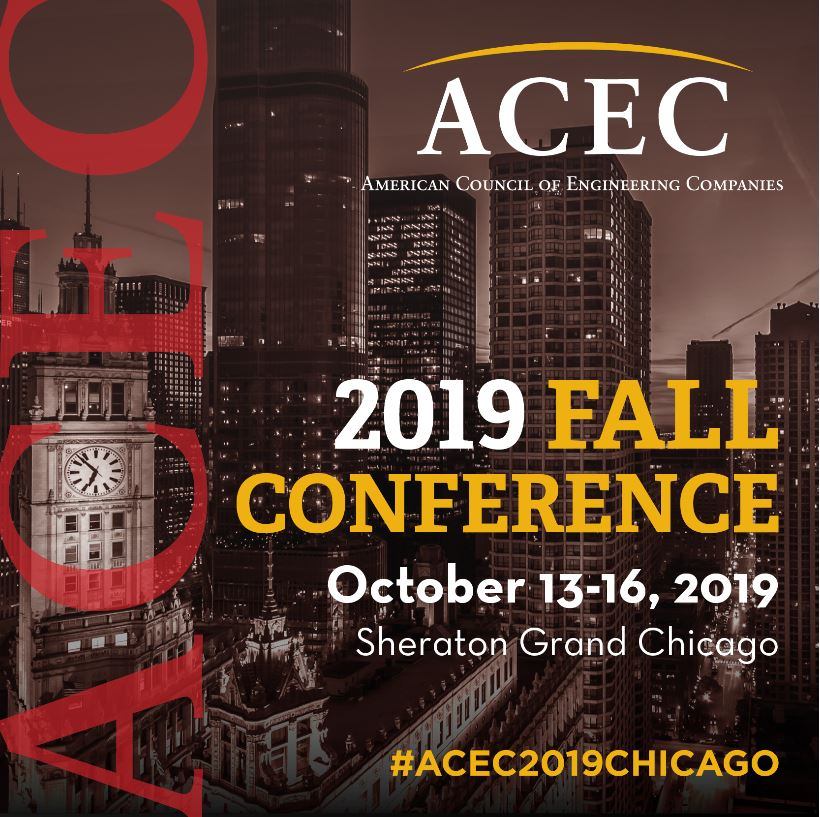 2019 ACEC Fall Conference, October 13-16