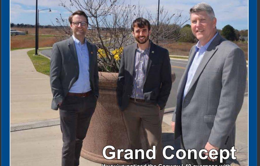 Building Arkansas April 2020