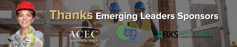 acec arkansas emerging leader sponsors